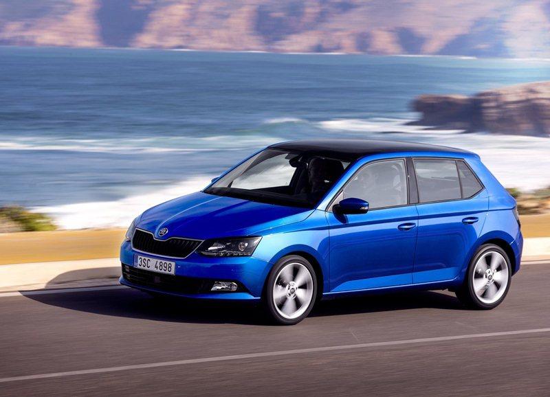 明年上市全世代小型掀背車Fabia,將會是繼Yeti之後的品牌第二台主力車款,將...