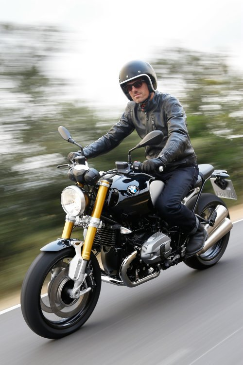 BMW R nine T的出現,讓Cafe Racer風潮掀起全球旋風。 BMW...