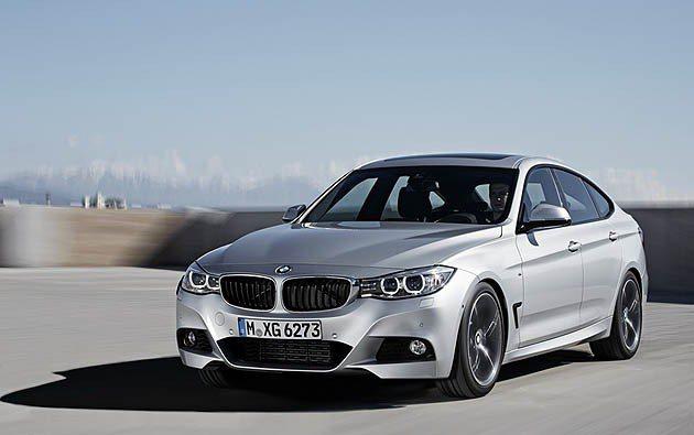 BMW 3系列GT跑旅車結合氣簾設計可降低30以上風阻 BMW