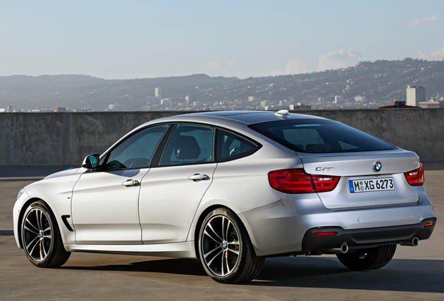 BMW 3系列Gran Turismo車長較3系列旅行車長200mm BMW