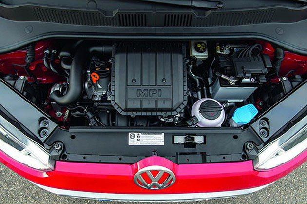 cross_up!配備3缸小引擎,最大馬力75匹 VW
