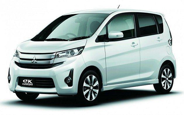 Nissan和Mitsubishi合力開發另一迷你車eK Custom。 NMK...