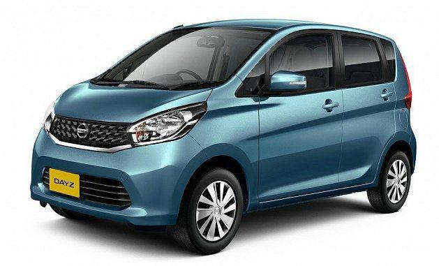 Nissan和Mitsubishi同步開發的DAYZ。 NMKV