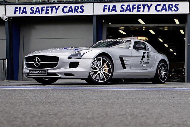 一級方程式賽車全新賽季已正式展開,而Mercedes-AMG車款仍然是場上安全的...