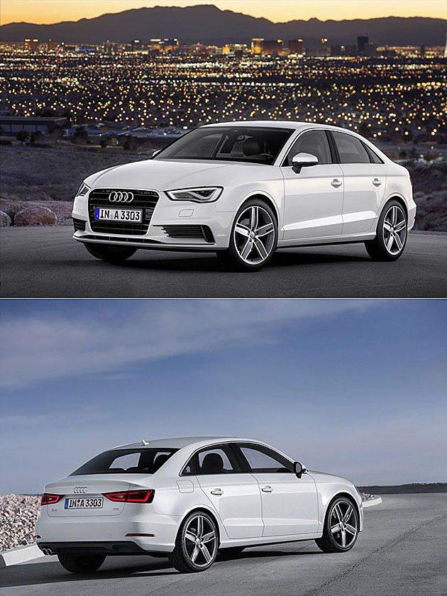 於第三代A3車型中,Audi原廠規畫了空前的Sedan車型,急欲搶攻此新興的小型...