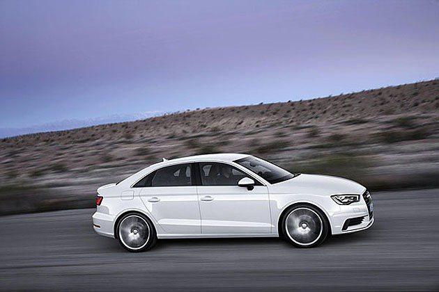 全新A3 Sedan初期提供1.4TFSI、1.8TFSI、2.0TDI與頂級S...