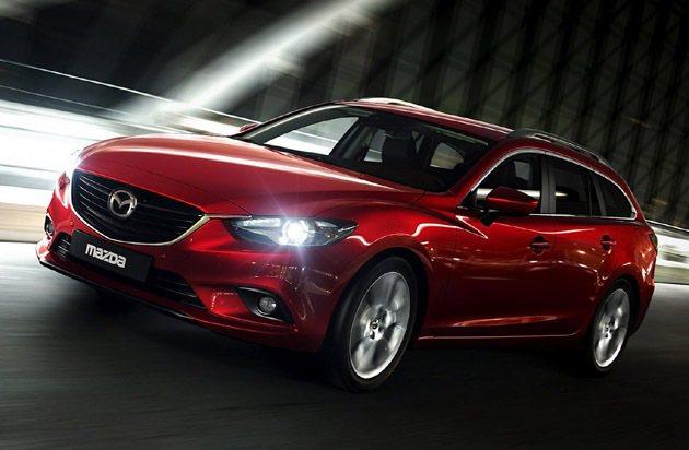 Mazda6 Mazda