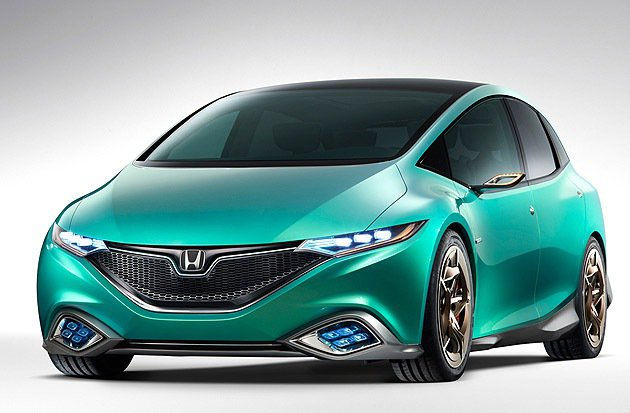 Concept S Honda