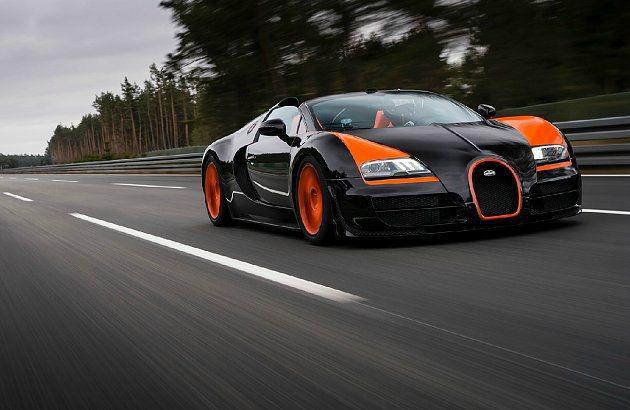 Bugatti將推出Veyron 16.4 Grand Sport Vitess...