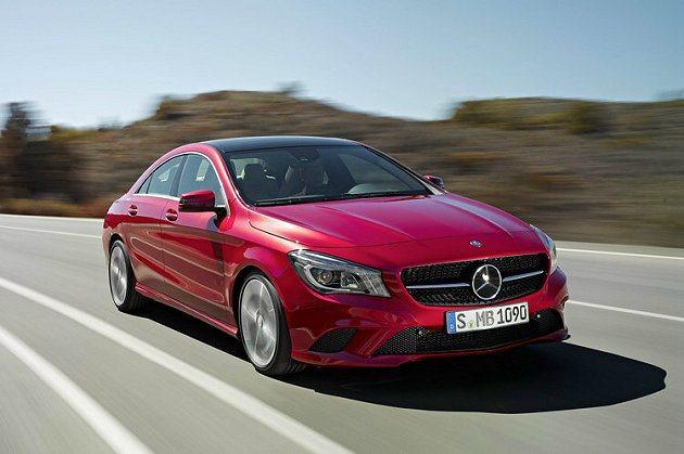 全新四門Coupe房車將是Mercedes-Benz瞄準這波豪華小車熱潮的秘密武...
