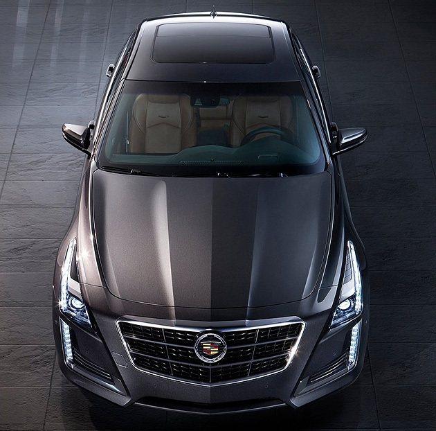 Cadillac CTS 2014 GM