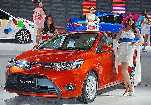 全新Vios是豐田針對大陸百萬用戶調查而得到結論所打造新世代小車。 趙惠群