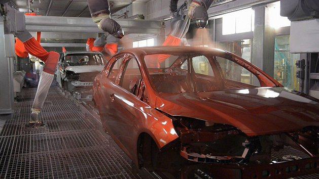 福特今年將提高全球3-Wet環保烤漆技術使用率達50%。 Ford