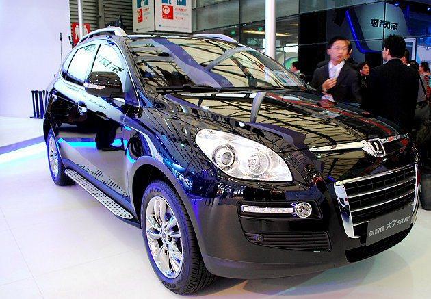 單靠一台大7 SUV,納智捷今年第一季銷售就達八千多台。 趙惠群
