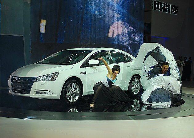 LUXGEN5 Sedan是東風裕隆第四款新車,預計將有助品牌今年銷售向上推升。...