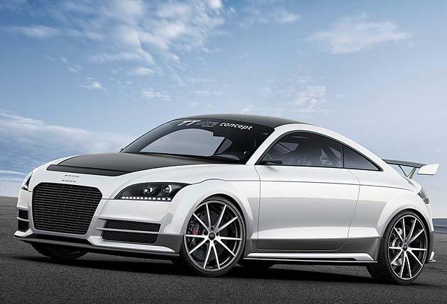 Audi TT Ultra Quattro Audi