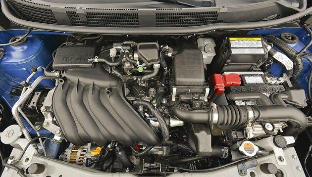 1.6升直列四缸汽油引擎,可輸出109匹最大馬力與14.8公斤米最大扭力。 Au...