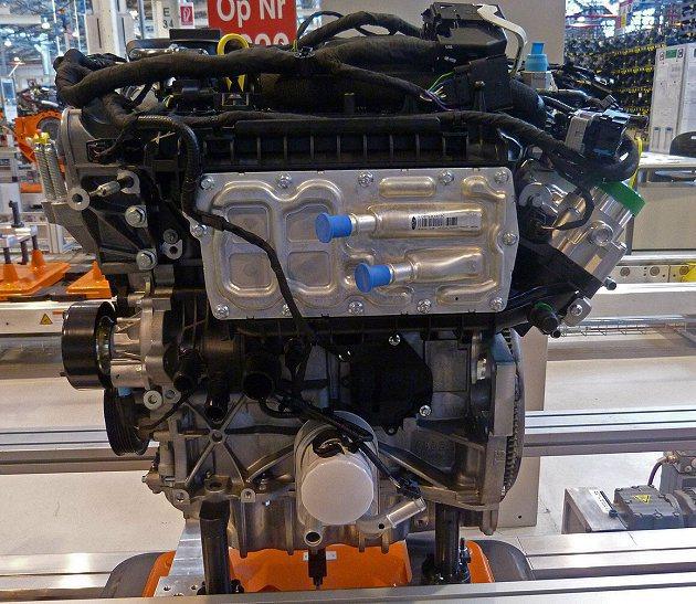 日前福特推出最新的EcoBoost 1.5L鋁合金雙凸輪軸引擎,成為福特專屬Ec...