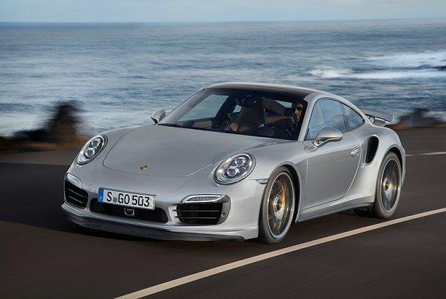911 Turbo S的性能表現不俗。 Porsche