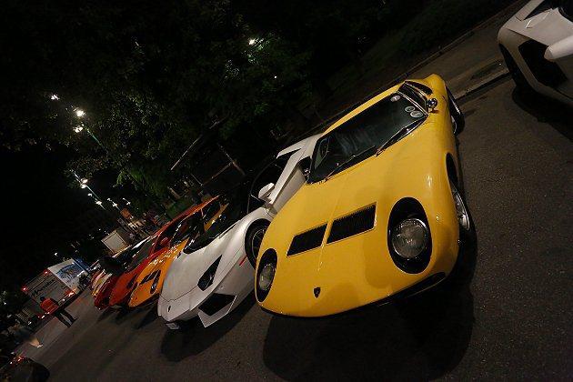 此次遊行活動是史上最盛大的Lamborghini超跑聚會。 Lamborghin...