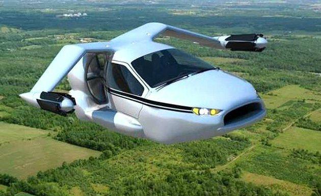 TF-X在設計上與汽車很類似,駕駛者僅需約5小時的時間,就可學會如何操作。 Te...
