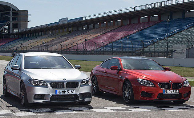 BMW M5、M6都將受惠於Competition Package而更加強悍。 ...