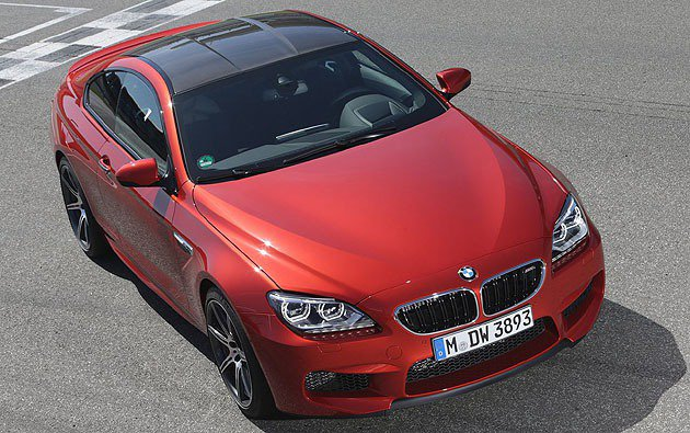 BMW M6家族都可以裝Competition Package。 BMW