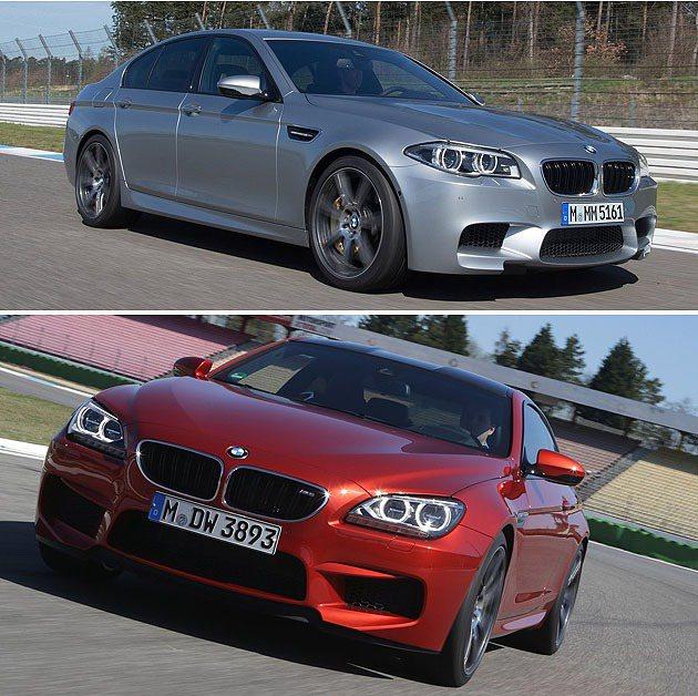 Competition Package在轉向與懸吊上都有調幅。 BMW