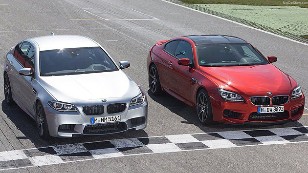 Competition Package是基於賽道開發的道路版套件。 BMW