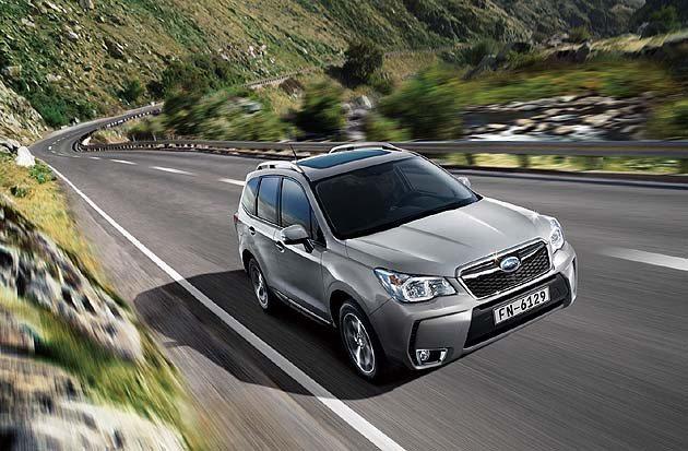 全新Subaru Forester在台灣售價為102萬起。 Subaru
