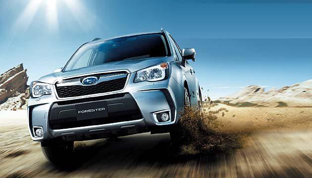 全新Subaru Forester是唯一在正面偏位小區撞擊測試中,獲得〝Good...