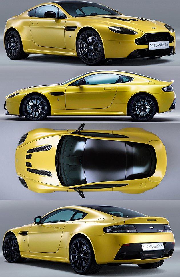 除了One-77之外,V12 Vantage S再度成為品牌中最強的道路車款。 ...
