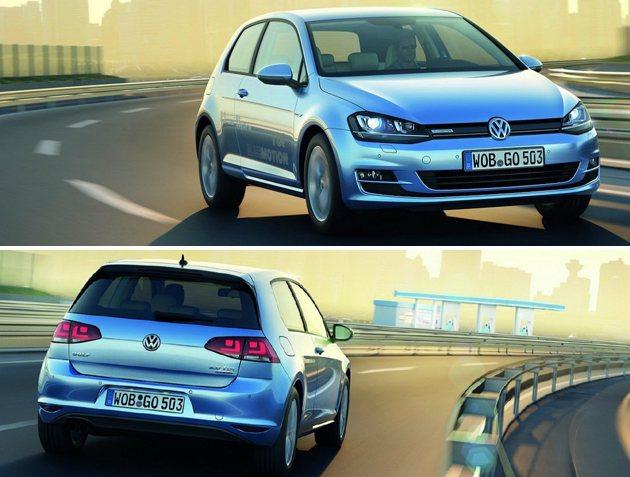 一公升可跑31.25km VW