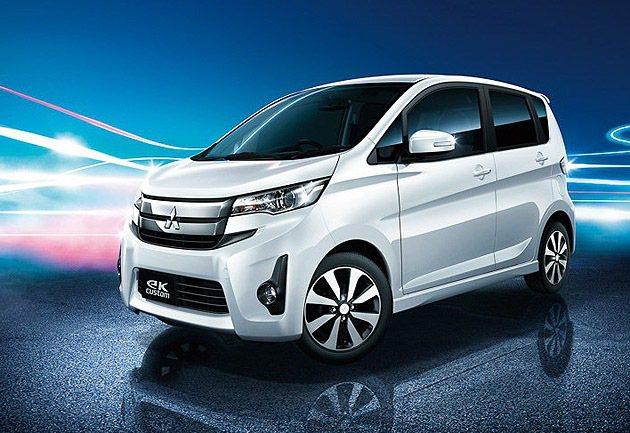 eK Custom Mitsubishi