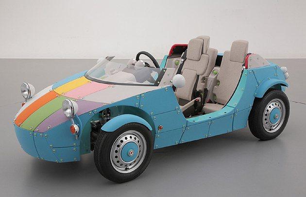Camatte57s也可以是可愛的經典老爺車。 Toyota