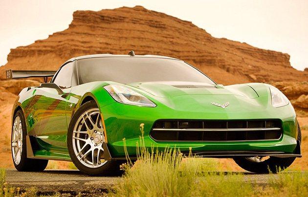 Corvette Stingray。 Michael Bay Co.