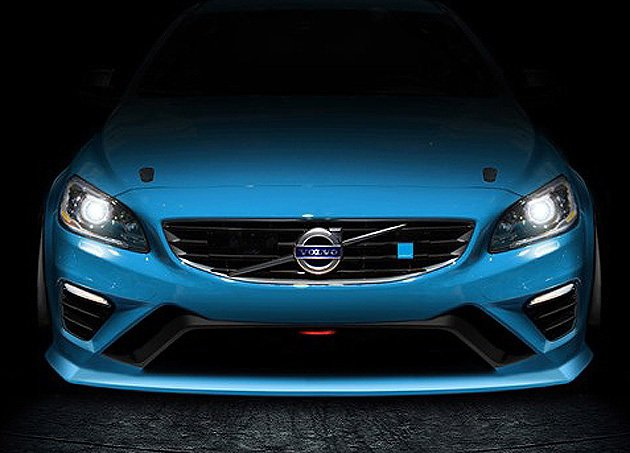 Volvo Polestar Racing廠隊的S60 V8即將現身。 Volv...