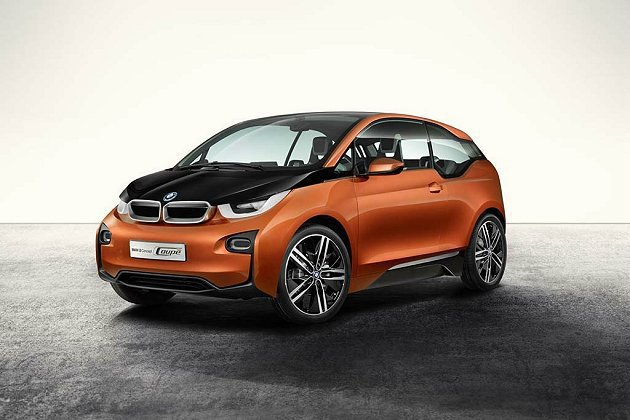 i3電動車預計2013年底前量產上市。 BMW