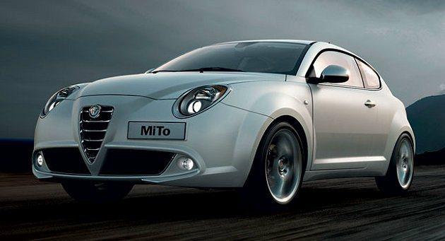 小改款Mito外觀也做了些變化。 Alfa Romeo