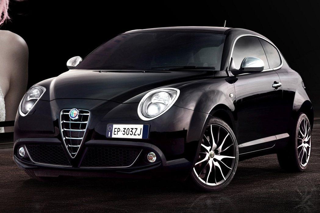新年式Mito有多種車色可選。 Alfa Romeo