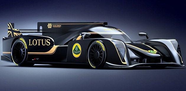 T128 Le Mans Lotus