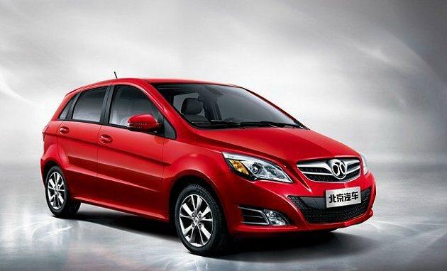 北汽預計在2020年的海外市場新車銷售量要達40萬輛。 北京汽車