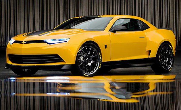 Camaro Bumblebee概念車 GM