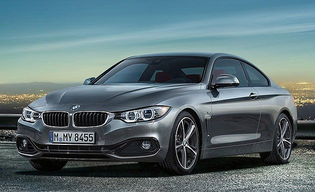 BMW 4-Series剛在今年發表。 BMW