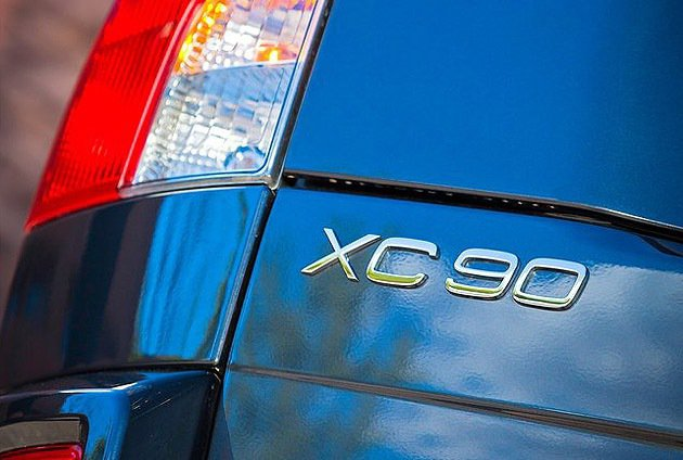 XC90將在2014年以2015年式發表。 Volvo