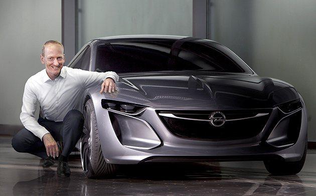 Monza概念車 Opel