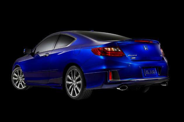 Honda Factory Performance讓Accord coupe V...