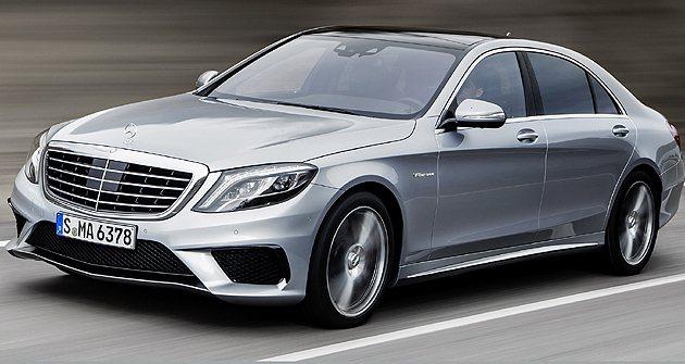 S63即便搭載AWD系統,駕馭感受還是不離後驅氛圍。 M-Benz