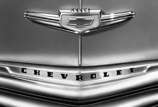 Chevrolet也稱為Chevy Chevrolet