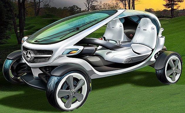 車門為可拆卸設計。 M-Benz